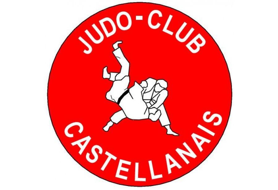 Logo du JUDO CLUB CASTELLANAIS